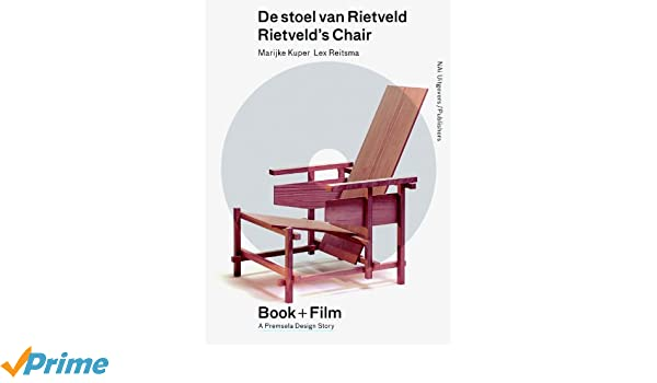 Sc Design Stoelen.Rietveld S Chair Film Premsela Design Stories Amazon Co Uk