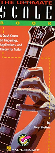 Ultimate Scale Book Pocket Guide Guitar Tab Book by VARIOUS (25-Mar-2010) Paperback