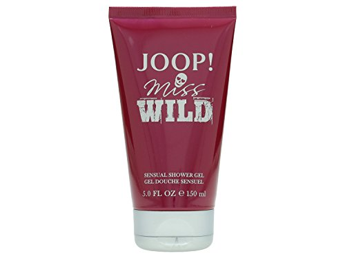 Joop! Miss Wild femme / woman, Showergel, 1er Pack (1 x 150 ml)