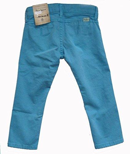 Pepe Jeans – Pantalón Largo Chino New Barden, Chico, Color: Azul, Talla: 14 años