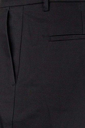 Drykorn Herren Hose Businesshose FOOT, Farbe: Dunkelblau Schwarz