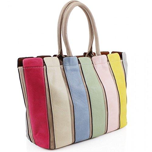 Vendita da donna Michael Kors designer Style Studded Bucket bag–borsetta da donna Pixie Black