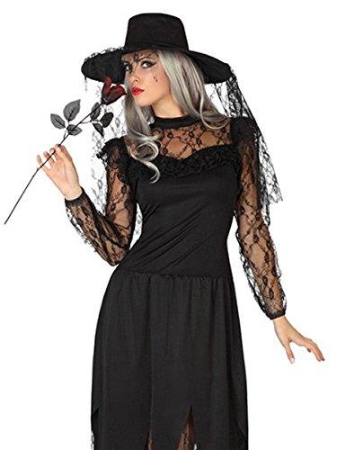 Déguisement de Veuve noire premium adulte - Femme - M-L (Veuve Noire Kostüm)