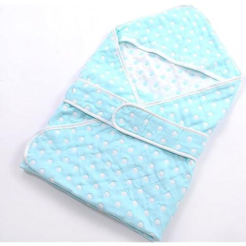 Cinturón con capucha hold es toallas de baño especial recién nacido de mantas de algodón para niños