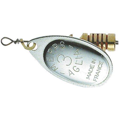 Meppes Aglia Spinner / Esche a cucchiaio 0-4 argento, dorato, ottone