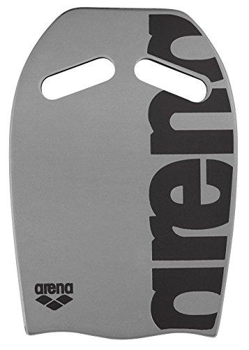 Arena Schwimmbrett Kickboard 95275 Silber Silver - Silber - silber 39x30 cms