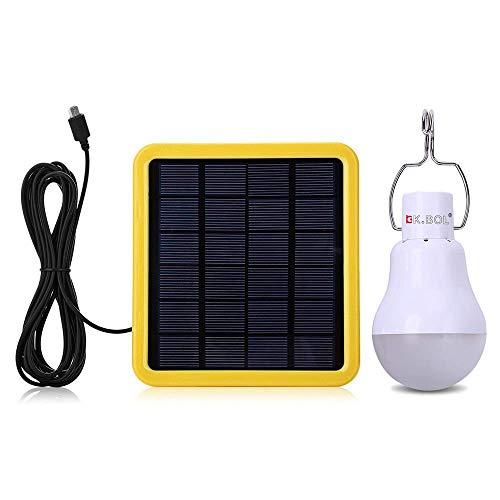 KK.BOL Solar LED lámpara de luces para el hogar luz interior luz...