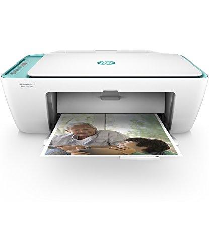 HP DeskJet 2632 AiO 4800 x 1200DPI Inyección de Tinta térmica A4 7.5ppm WiFi - Impresora multifunción (Inyección de Tinta térmica, 4800 x 1200 dpi, 60 Hojas, A4, Impresión Directa, Verde, Blanco)