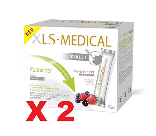 b528e4e3f936 XLS Medical – Captagrasas Pack de 2 cajas (90 unidades cada)