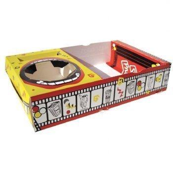 Maze Crazy Combo Popcorn Trays, 50/Case by Snappy Popcorn Combo Pack-tray