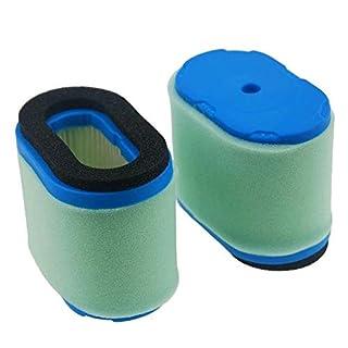 ANBOO Air Filter & Pre Filter für Briggs & Stratton 498596690610697029Teil 273356Ersatz Filter für John Deere m147431Stens 100–093und Intek 5,5–6,75HP Rasenmäher Zubehör 1Pack 2er-Set