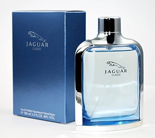 Jaguar Classic Blue Edt 100ml With Ayur Lotion FREE