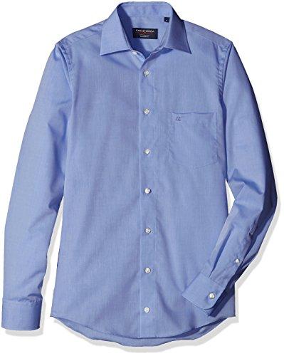 Casamoda 006560, Camicia Formale Uomo Blu (Blau 13)