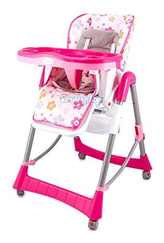 Kinderhochstuhl Babyhochstuhl Babystuhl Kinderstuhl 8 Farben Kinderplay Baby (KP0016)