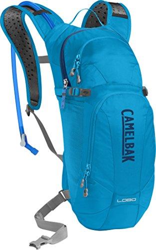 Camelbak Products LLC Camelbak Lobo Hydration Pack Trinkrucksack, Atomic Blue/Pitch Blue, 100 oz