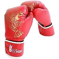 Haodene Guantes De Boxeo para Adultos/niños - Guantes De Boxeo para Entrenamiento, Sparring, Saco De Boxeo, Muay Thai Y Kick Boxing, MMA, Artes Marciales