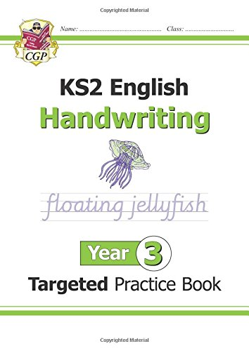 New KS2 English Targeted Practice Book: Handwriting - Year 3
