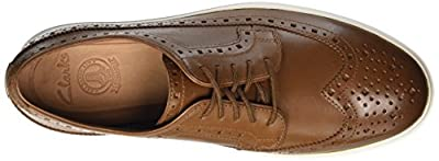 Clarks Men's Calderon Limit Oxfords