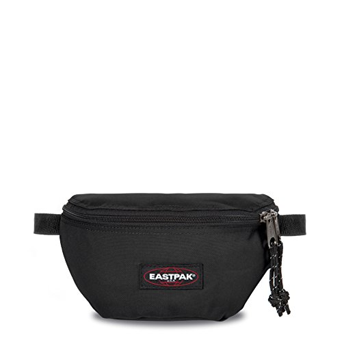 Eastpak Springer Gürteltasche, 23 cm, 2 L, Schwarz - Amazon Clearance