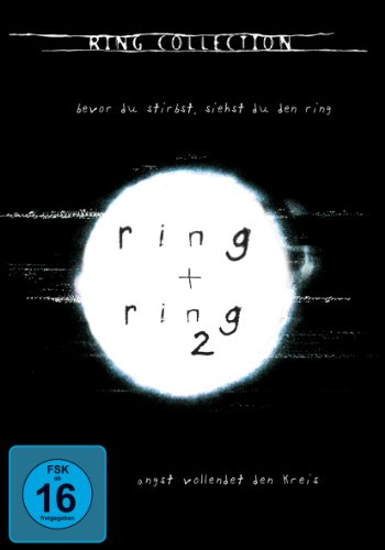 Ring/Ring 2 [2 DVDs]