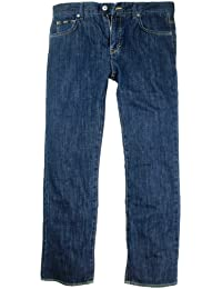 BOSS bLACK cOLUMBIA jeans coupe regular bleu marine)