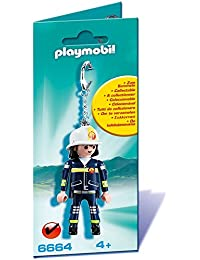 Playmobil - Llavero Bombero (6664)