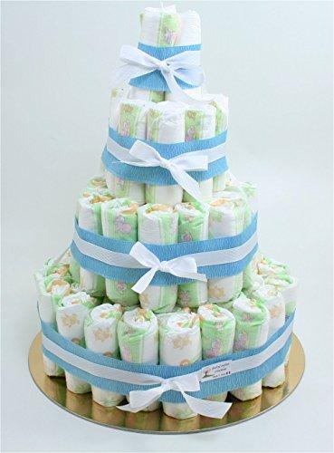 torta-di-pannolini-chicco-4-piani-azzurra