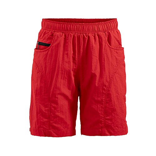 Clique - Badehose 'Kelton' darkest red (352)