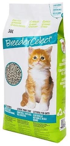 Breeder Celect Breeder Celect Cat Litter, 30 Liter, ,
