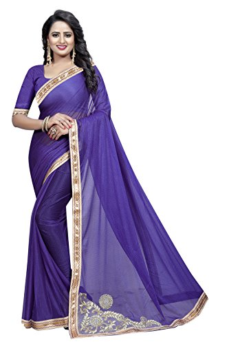 Fashion and Hub Women's Party Wear Cotton Silk Printed Saree (New Collection...