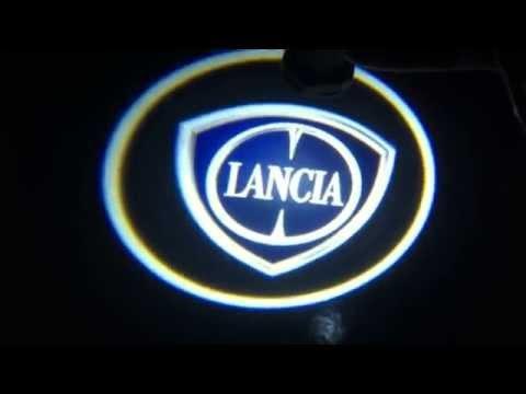 car passion LED Luci Proiettori Sottoporta LED Portiera Logo Luce Cortesia LED