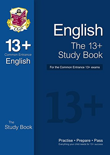 The 13 english study book for the common entrance exams cgp 13 the 13 english study book for the common entrance exams cgp 13 iseb fandeluxe Gallery