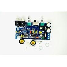 Q-BAIHE Placa de preamplificador de paso bajo con filtro de paso bajo + entrada de señal