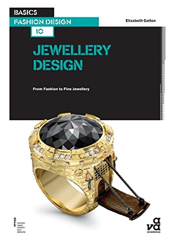 Basics fashion design 10 jewellery design /anglais