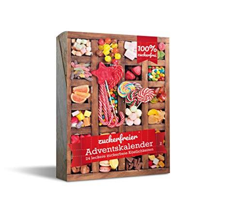 """Adventskalender """"Zuckerfrei"""", 1er Pack (1 x 350 g)"""