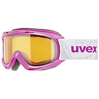 Uvex Slider Children's Ski Goggles, Children's, slider, Pink, One Size
