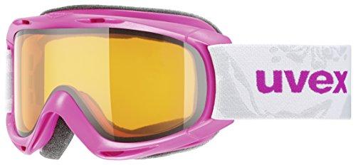 Uvex Kinder Slider Skibrille, pink, One Size