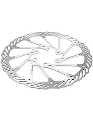 Inovey 160Mm Vélo Vtt Disque De Frein En Acier Inoxydable Pour Avid G3-Blanc