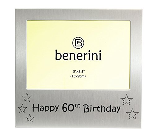 h Birthday ' - Photo Picture Frame Gift - 5 x 3.5 ()