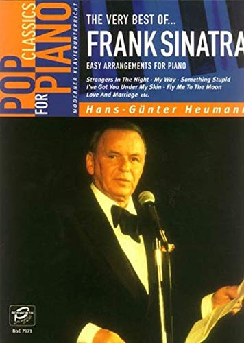 The Very Best Of... Frank Sinatra por Hans-Günter Heumann
