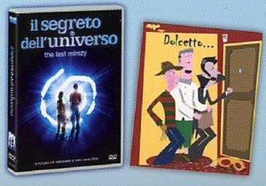 Il Segreto Dell'Universo - The Last Mimzy(+mov.mess.DOLCETTO O ...) [IT Import]