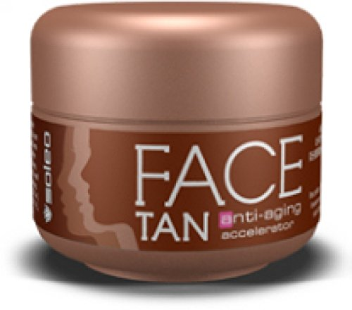 Soleo - Bronze Satisfaction Face Tan (15ml)
