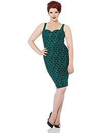 Voodoo Vixen Kleid FLEUR DRESS 8126