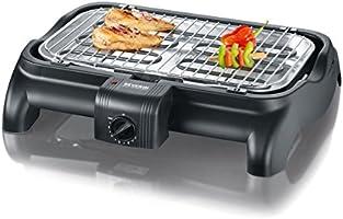 Severin PG 1511 Barbecue-Elektrogrill schwarz