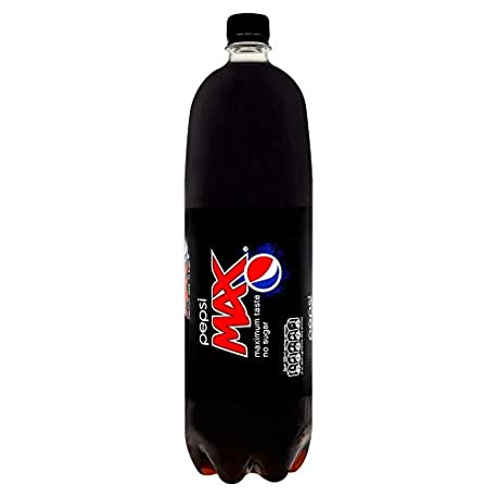 Pepsi Max 1 5 L Paquete de 2