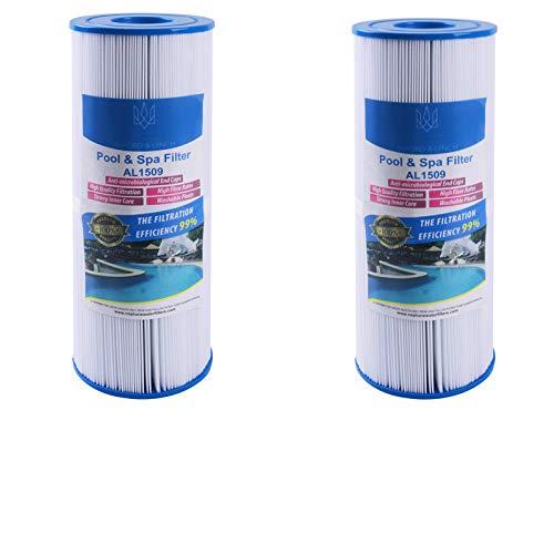 Pleatco Pool (Alford & Lynch Ersatz für Dynamic 03FIL1600, Pleatco PRB50-IN, Filbur FC-2390, Unicel C-4950 Filterkartusche für Dynamic Pool und Spas)