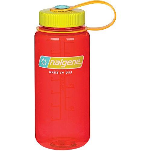 Nalgene WH Trinkflasche, Pomegranate, 0.5 Liter