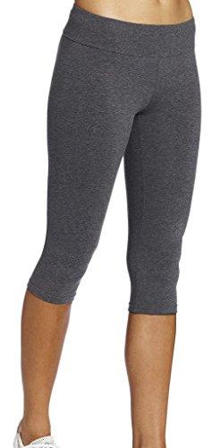 iLoveSIA Pantalon de yoga pour femme Deep Gray