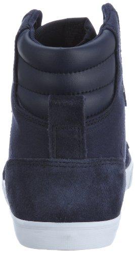 hummel HUMMEL SLIMMER STADIL HIGH 63-111-7647 Unisex-Erwachsene Sneaker Blau (DRESS BLUE/WHITE KH 7647)