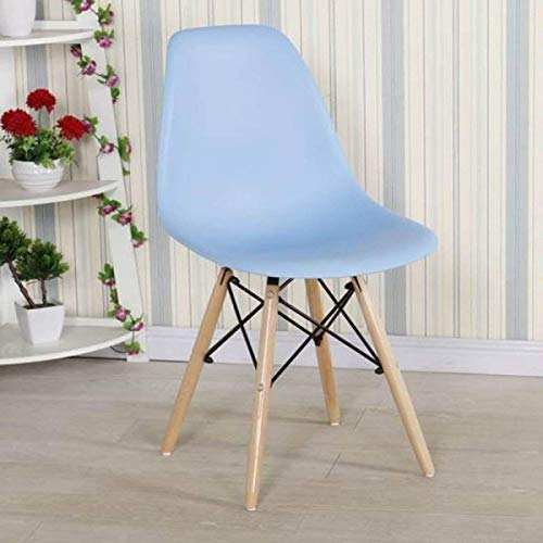 Yisaesa Chaise Pliante Design Moderne Chaise de Bureau pour Loisir, H-40 * 45 * 85cm (coloré : G, Taille : 40 * 45 * 85cm)